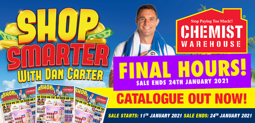 January Catalogue Final Call 22-24Jan