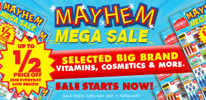 Meyhem Mega Sale