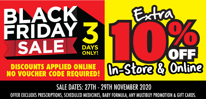 Black Friday Sale 27-28Nov